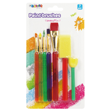 Paint brushes 7 pack