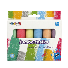 Chunky chalks 6 pack