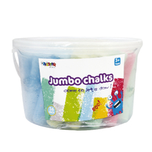 Chunky chalks 36 pack