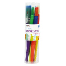 Paint brushes 6 pack