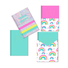 A6 3PK Notebook Set