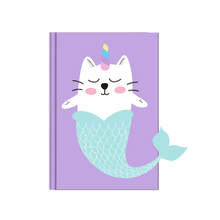 Fluffy Notebook