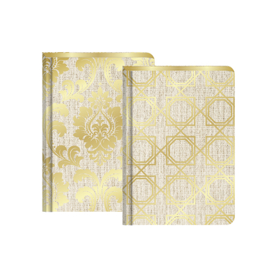 A5 Fabric Notebook